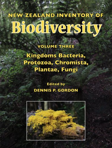 9781927145050: New Zealand Inventory of Biodiversity Volume 3
