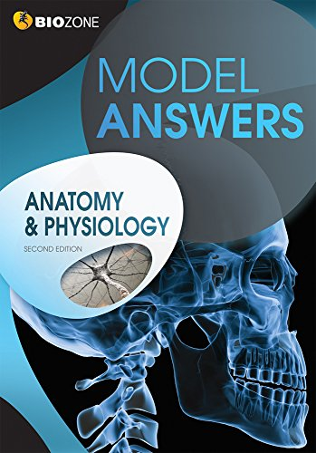 9781927173596: Anatomy & Physiology Model Answers