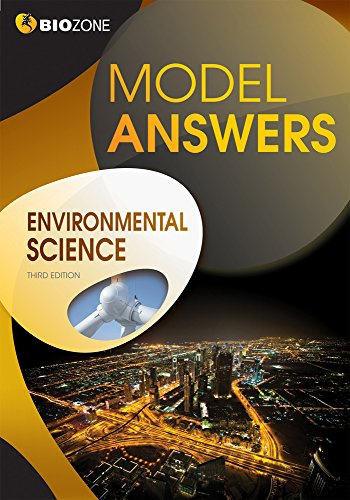 9781927173602: Environmental Science Model Answers