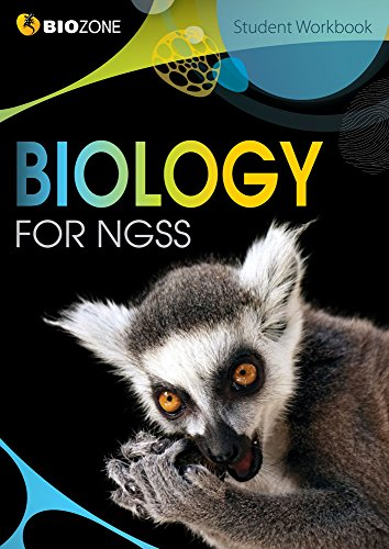 9781927173848: Biology for NGSS (Next Generation Science Standards) Student Workbook