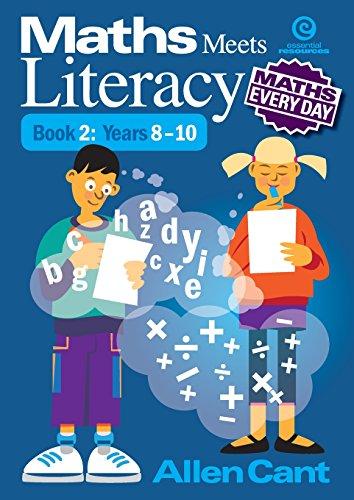 9781927190296: Maths Every Day: Maths Meets Literacy Bk 2 Yrs 8-10