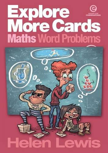 9781927190692: Explore More Cards - Maths Word Problems Yr 7-8