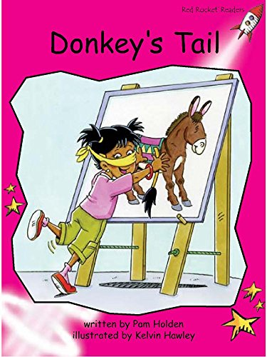 9781927197561: Donkey's Tail (Red Rocket Readers)