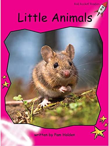 9781927197615: Little Animals (Red Rocket Readers)