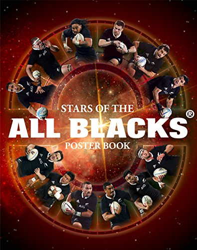 9781927262252: Stars of the All Blacks: Poster Book