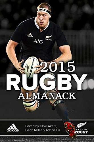 9781927262276: 2015 Rugby Almanack