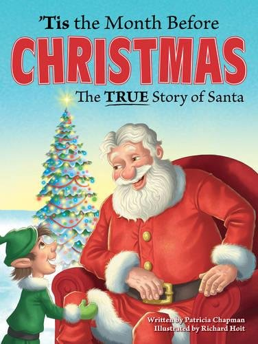 Tis the Month Before Christmas (Paperback): Patricia Chapman