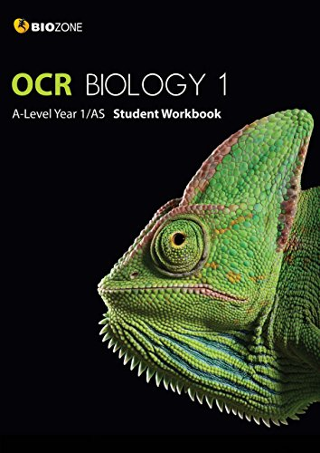 9781927309131: OCR Biology 1 A-Level Year 1/AS Student Workbook (Biology Student Workbook)