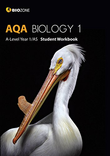 AQA Biology 1 A-Level Year 1/AS Student Workbook (Biology Student Workbook): Greenwood; Tracey