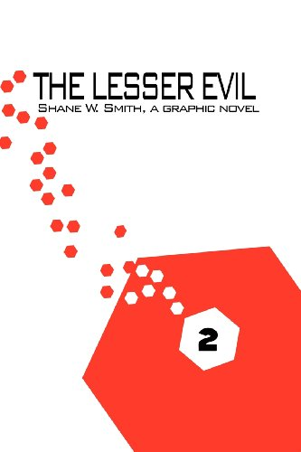 The Lesser Evil, Book 2, Graphic Novel: Shane W Smith