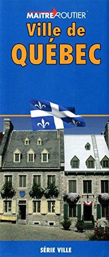 9781927391204: Quebec City Map