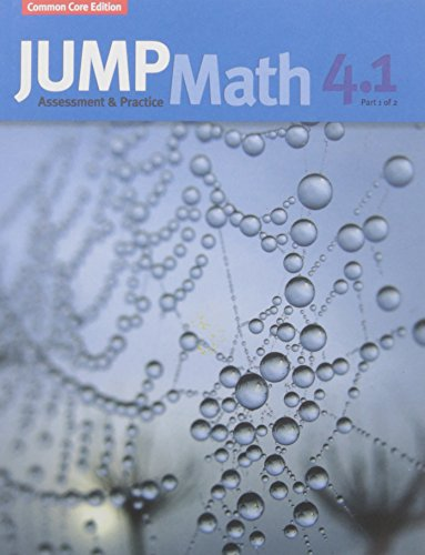 9781927457047: JUMP Math AP Book 4.1: US Common Core Edition