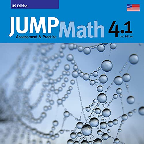 9781927457122: JUMP Math AP Book 4.1: US Common Core Edition, Revised