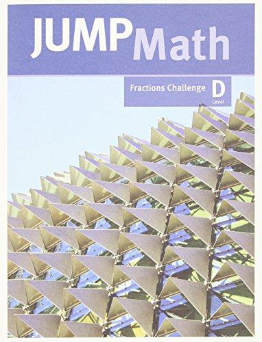9781927457238: Fractions Challenge D (Confidence Building Units)