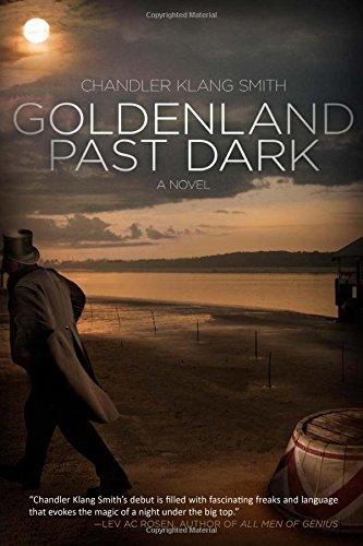 9781927469354: Goldenland Past Dark