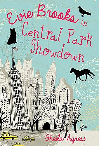 9781927485934: Evie Brooks in Central Park Showdown