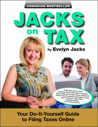 9781927495209: Jacks on Tax: Your Do-It-Yourself Guide to Filing Taxes Online
