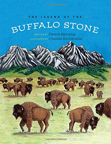9781927527412: The Legend of the Buffalo Stone
