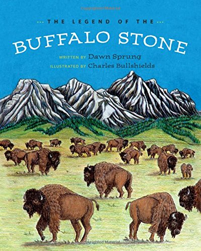 9781927527481: The Legend of the Buffalo Stone