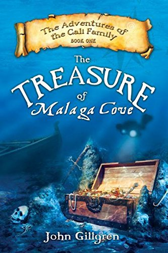 Treasure of Malaga Cove: John Gillgren