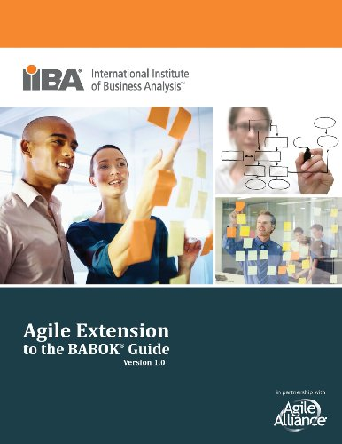 9781927584002: Agile Extension to the Babok (R) Guide (Version)