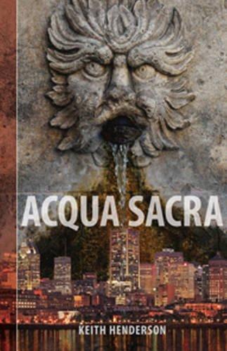 9781927599389: Acqua Sacra