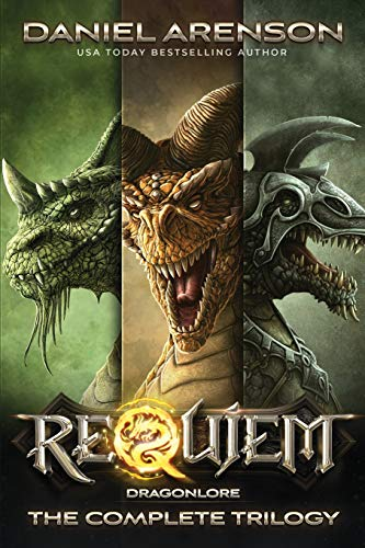 Dragonlore: The Complete Trilogy: Arenson, Daniel
