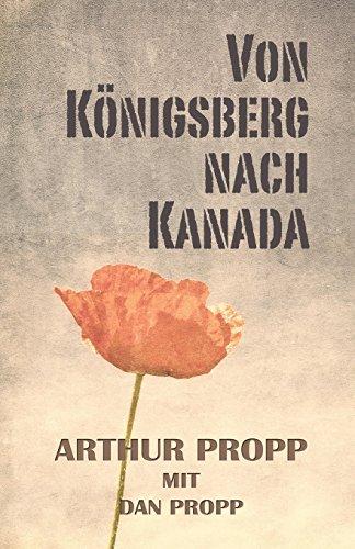 9781927626573: Von Königsberg Nach Kanada