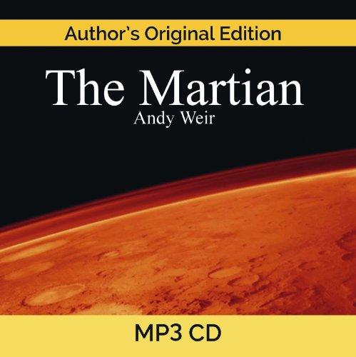 9781927628096: The Martian (Author's Original Edition) MP3 CD