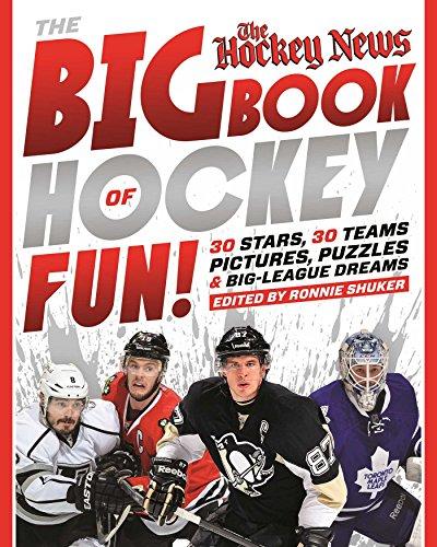 The Hockey News: The Big Book of Hockey Fun: Hockey News, The