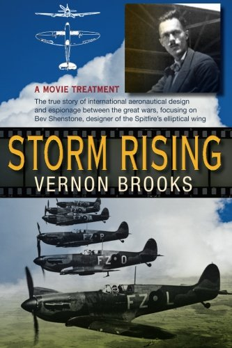 9781927755198: Storm Rising: A movie treatment for a true story of international aeronautical d