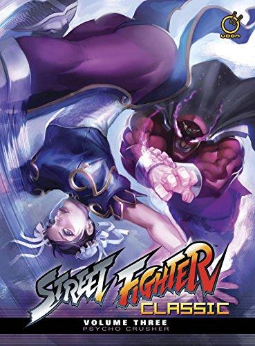 Street Fighter Classic (Hardcover): Ken SiuChong