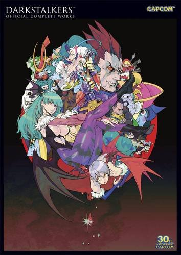 9781927925041: Darkstalkers: Official Complete Works