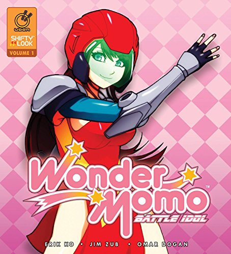 9781927925058: Wonder Momo: Battle Idol Volume 1
