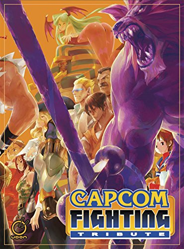 Capcom Fighting Tribute: Udon