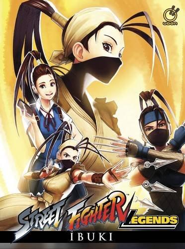 9781927925720: Street Fighter Legends: Ibuki