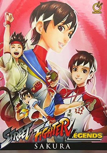 9781927925737: Street Fighter Legends: Sakura