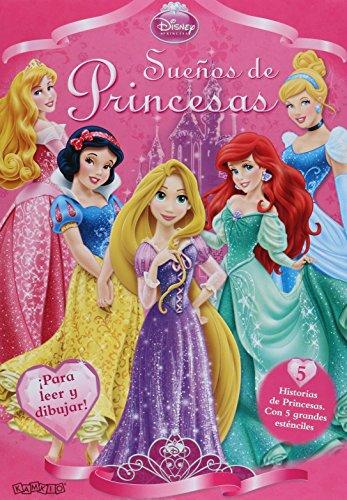 9781928089124: Sueños de princesas