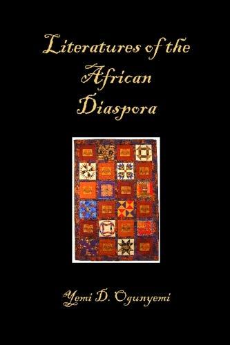 9781928589228: Literatures of the African Diaspora