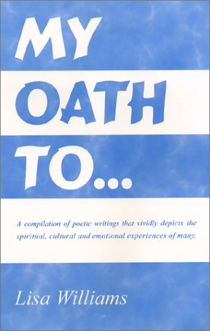 9781928603009: My Oath To...