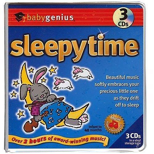 9781928610540: Sleepytime Songs (Baby Genius (Genius Products))