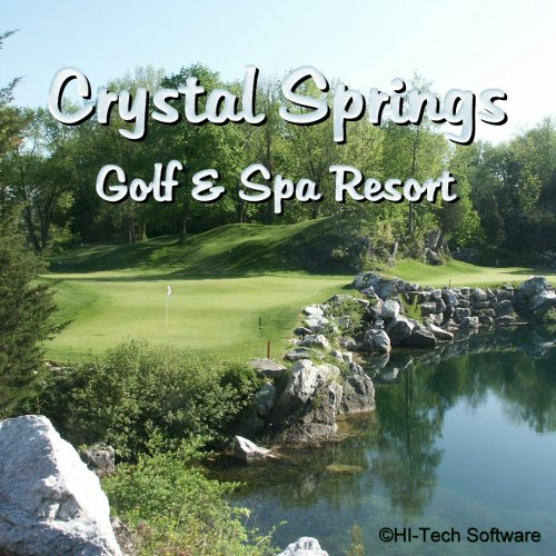 Crystal Springs Golf & Spa Resort in NJ: Harry W. Ilaria