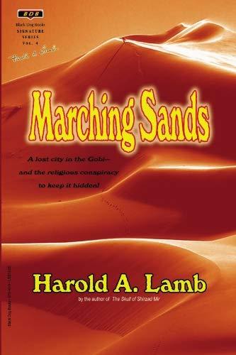 Marching Sands: Lamb, Harold A.