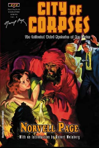 9781928619598: City of Corpses: The Weird Mysteries of Ken Carter