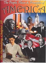 9781928629061: The People Places and Principles of America: The Defining of America Activities Quizzez and Tests