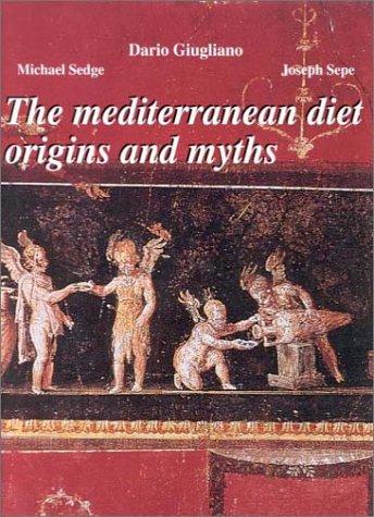 9781928649069: Mediterranean Diet: Origins and Myths