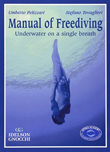 9781928649274: Manual Of Freediving: Underwater On A Single Breath