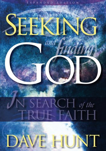 9781928660149: Seeking & Finding God: In Search of the True Faith
