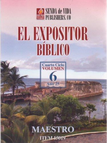 9781928686408: El Expositor Biblico Cuarto Ciclo, Vol. 5