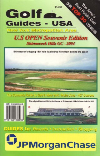 9781928696063: Golf Guides USA: New York Metropolitan Edition